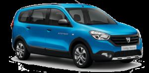 Dacia Lodgy (5-Sitzer)